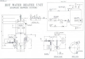 HOT WATER GENERATOR UNIT