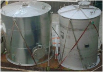 OIL STORAGE TANK (HYOSUNG-2006)