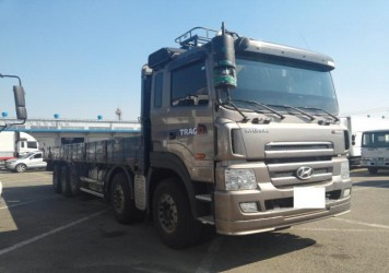 USED TRUCKS FOR ALL TYPES OF KOREAN-MADE VEHICLE